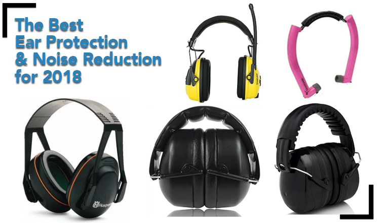 Best Hearing Protection >> Best Ear Protection Noise Reduction Reviews For 2018 Desk Life World